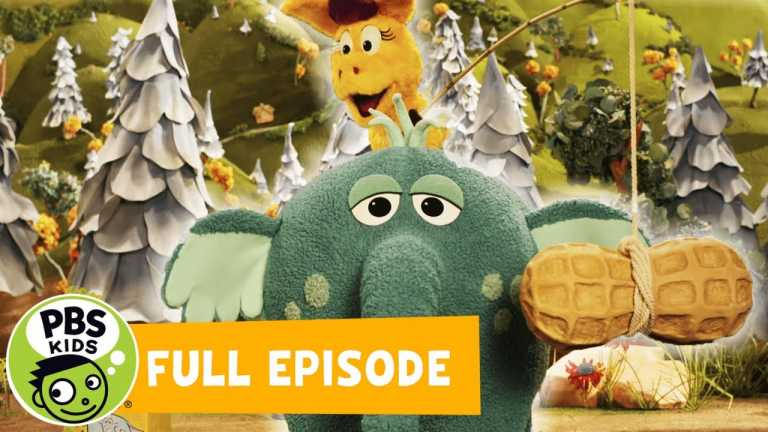 Donkey Hodie FULL EPISODE   A Big Favor for Grampy / A Fair Way to Bounce   PBS KIDS