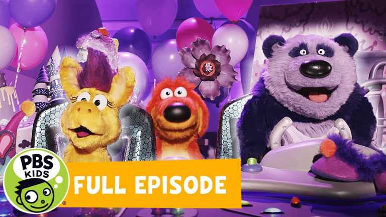 Donkey Hodie FULL EPISODE | The Waiting Game / Planet Purple Party | PBS KIDS