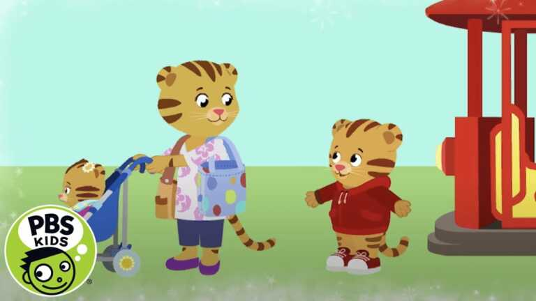 Daniel Tiger's Neighborhood | SONG | Just Take a Deep Breath | PBS KIDS