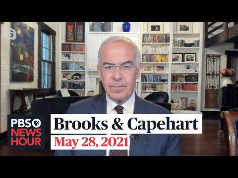 Brooks and Capehart on Jan. 6 commission vote, Biden budget, Floyd death anniversary