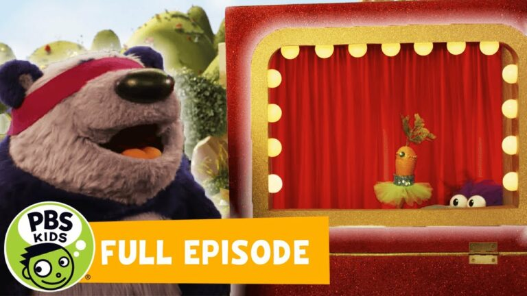 Donkey Hodie FULL EPISODE | The Masked Veggies / The Royal Hosts | PBS KIDS