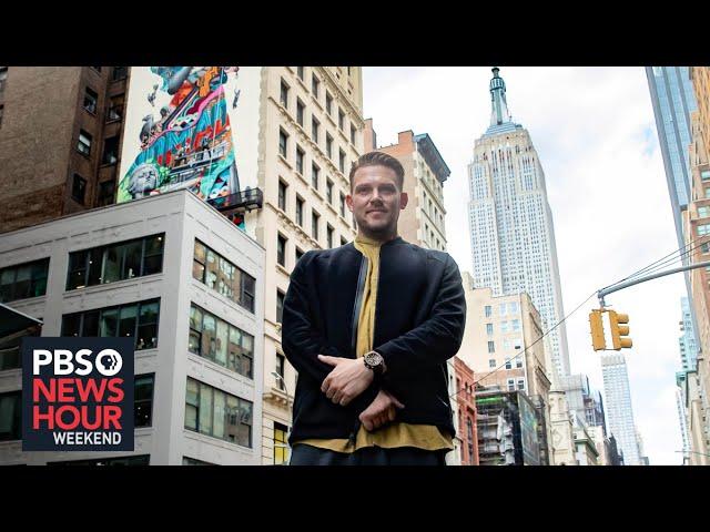 Street artist and designer Tristan Eaton's global canvas