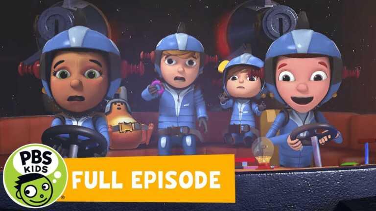 Ready Jet Go! MOVIE | One Small Step | PBS KIDS