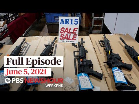 PBS NewsHour Weekend Full Episode June 5, 2021