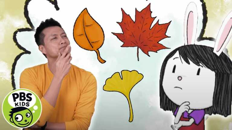 ELINOR WONDERS WHY | That's So Interesting: Why Do Leaves Change Colors? | PBS KIDS