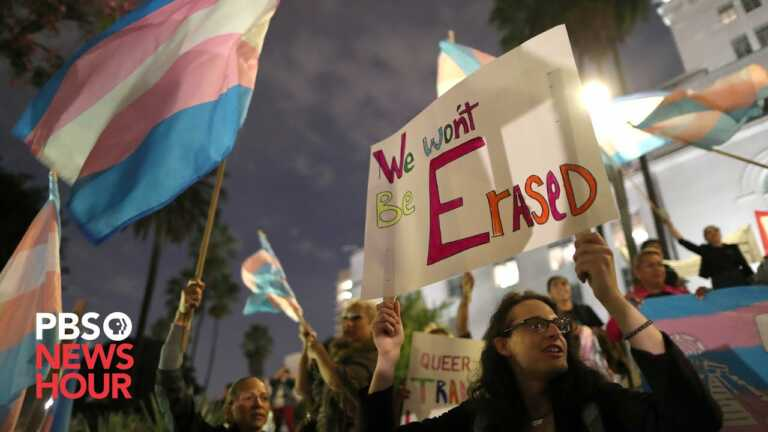3 things to know about the record number of anti-trans bills in the U.S.