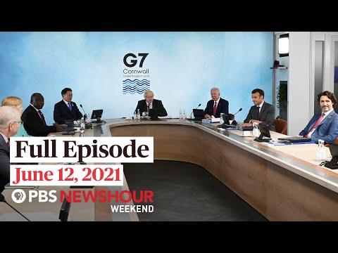 PBS NewsHour Weekend Full Episode June 12, 2021