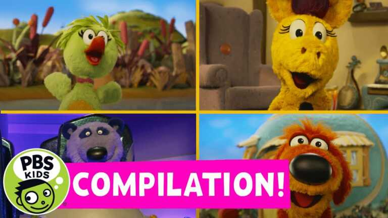 Fun Adventures with Donkey Hodie and Her Friends! | Donkey Hodie | PBS KIDS