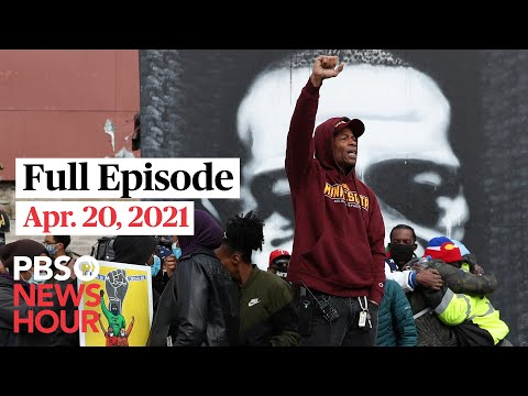 PBS NewsHour full episode, Apr. 20, 2021