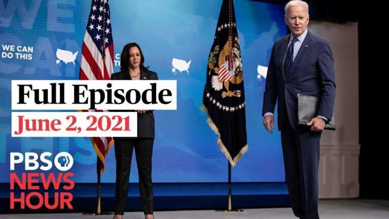 PBS NewsHour West live episode, June 2, 2021