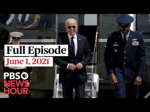 PBS NewsHour full episode, June 1, 2021