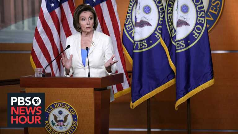 News Wrap: Pelosi announces select committee to investigate Jan. 6 attack