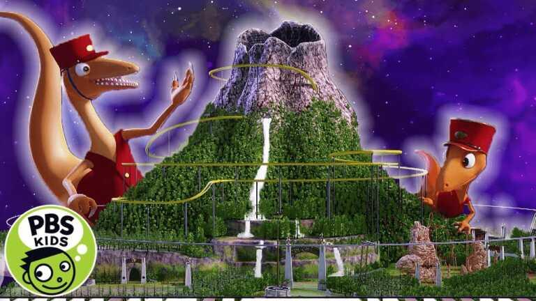 Dinosaur Train | Everybody's Going to Adventure Island! | PBS KIDS