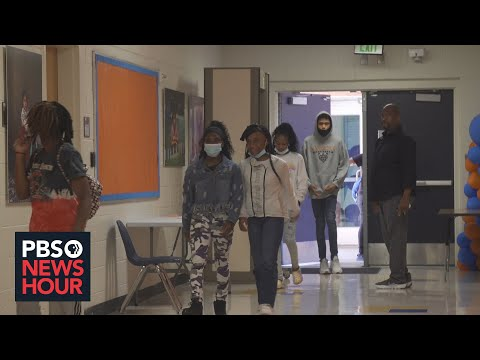 School districts intensify summer programs to combat learning lost during the pandemic