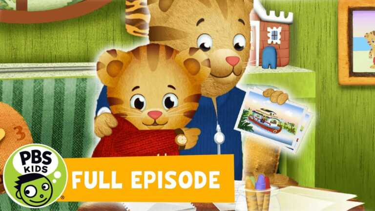 Daniel Tiger's Neighborhood FULL EPISODE | Something Special for Dad / I Love You, Mom | PBS KIDS