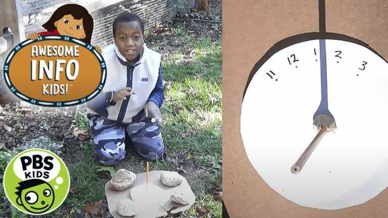 Molly of Denali | Awesome Info Kids: Clocks | PBS KIDS