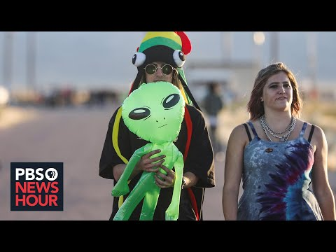 We may not know if aliens exist, but UFO's still pose a national security risk