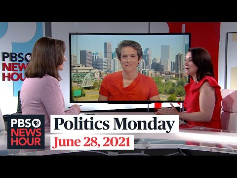 Tamara Keith and Amy Walter on infrastructure plan, Jan. 6 select committee