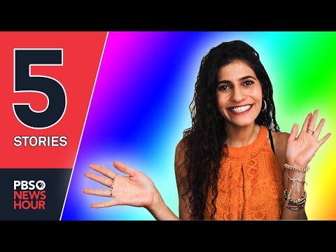 Introducing 5 STORIES: A PBS NewsHour digital series
