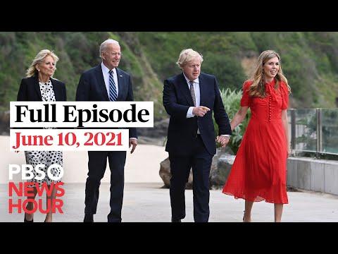 PBS NewsHour full episode, June 10, 2021