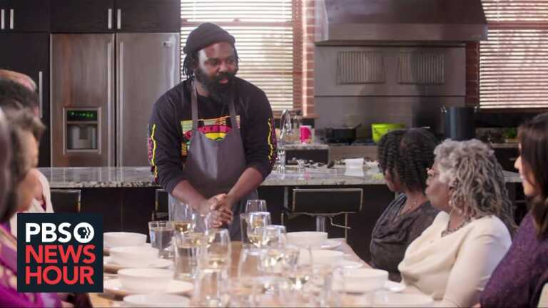 'High on the Hog' aims to eliminate the erasure of Black contributions to cuisine