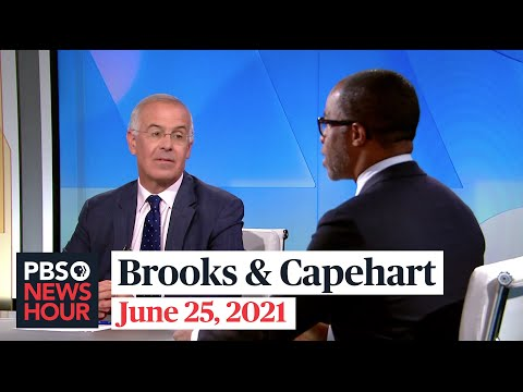 Brooks and Capehart on Biden infrastructure deal, crime plan, Georgia lawsuit