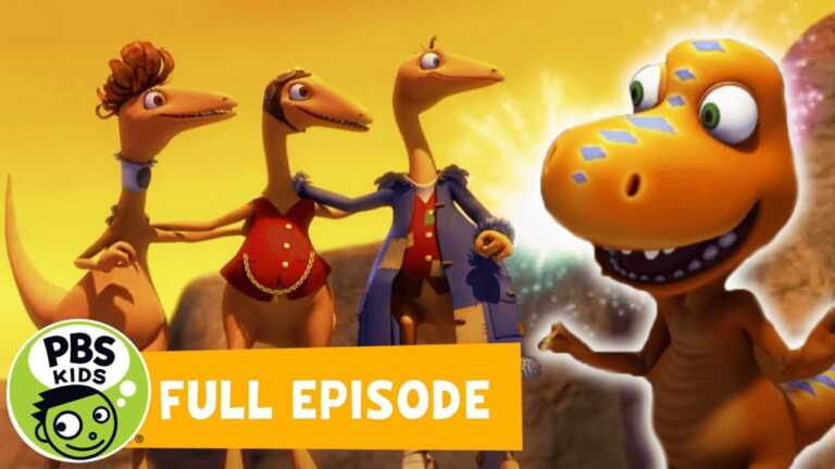 Dinosaur Train FULL EPISODE | Father's Day – Part 1 & Part 2 | PBS KIDS