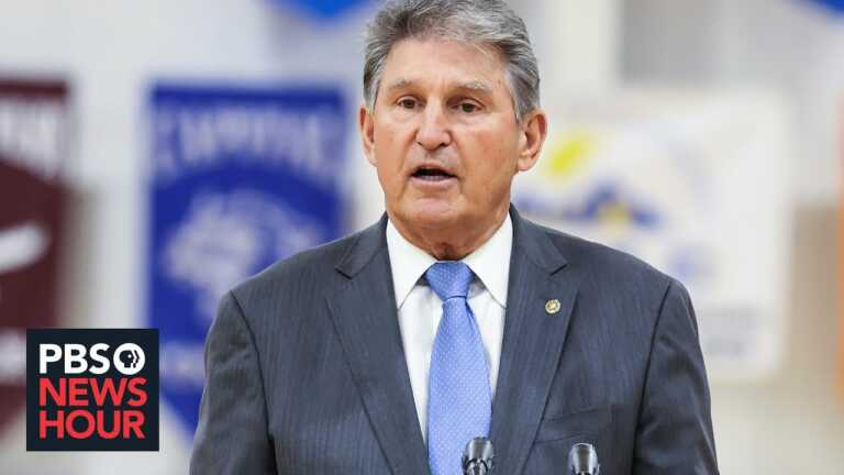 Manchin's opposition a 'body blow' to Democrats' voting rights legislation