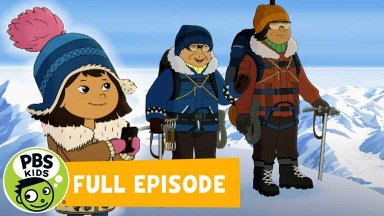 Molly of Denali MOVIE   Molly and the Great One   PBS KIDS