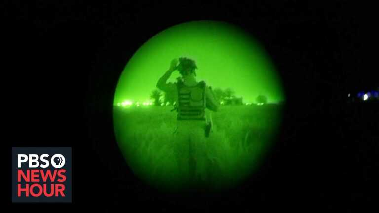 Watch Iraq's secretive counterterrorism unit track down and extract an ISIS fighter
