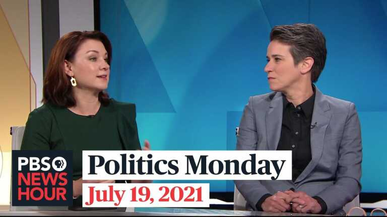 Tamara Keith and Amy Walter on immigration, COVID misinformation, 2022 polls
