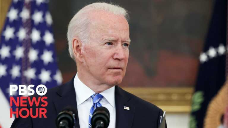 WATCH LIVE: Biden announces vaccination, testing requirements for federal workers