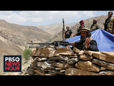 Afghan militias forced to fight Taliban blame America's 'abandonment'