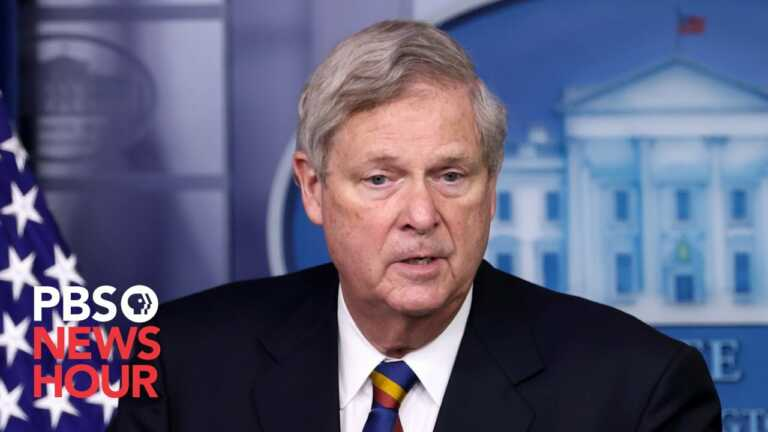 WATCH LIVE: Agriculture Sec. Tom Vilsack testifies before Senate committee on immigrant farmworkers