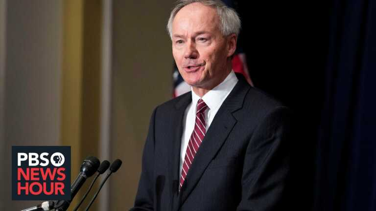 Hutchinson says Biden infrastructure plan too 'extreme,' criticizes price tag