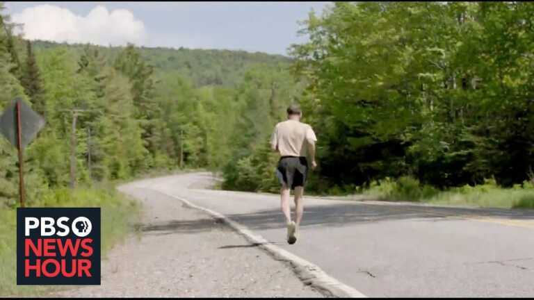 Bernd Heinrich on his 'unusual' life as a runner and biologist in Maine