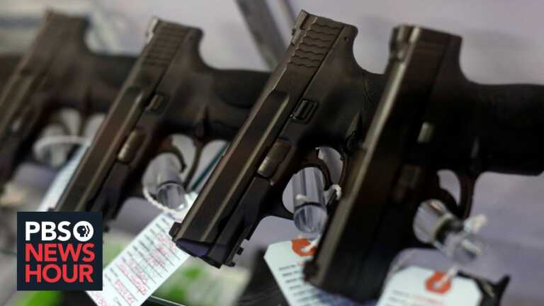 Five things to know about guns in America