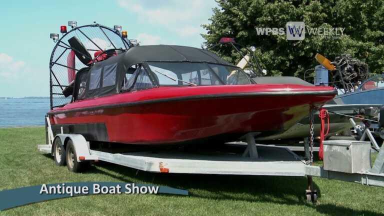 Clayton Boat Museum | WPBS Weekly: Inside the Stories