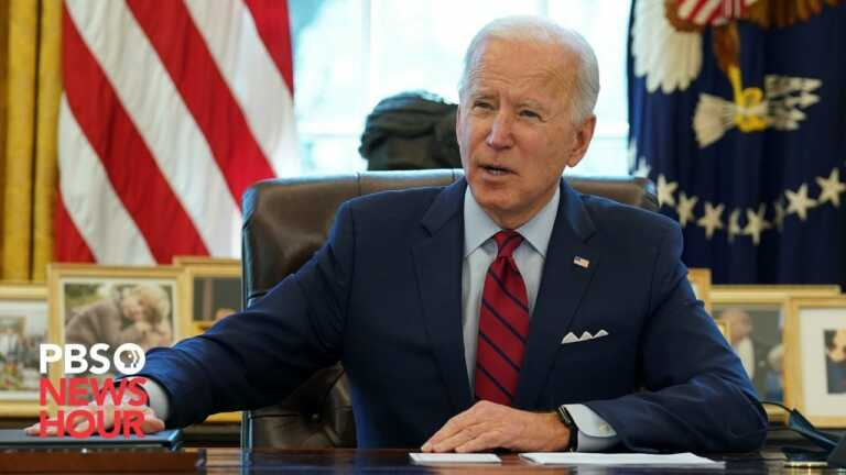 WATCH LIVE: Biden signs executive order to boost competition within the U.S. economy