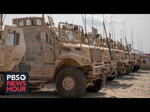 Afghan government encourages civilian militias to combat the Taliban