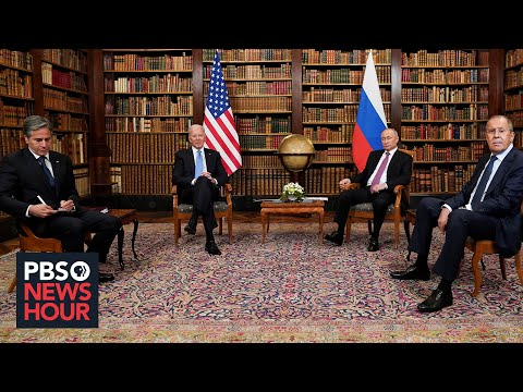 Key takeaways from tense but 'constructive' US-Russia summit