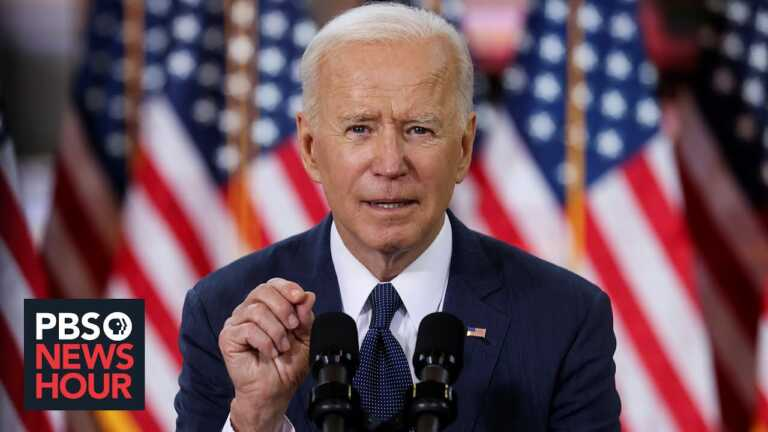 Breaking down Biden's $2 trillion infrastructure plan to give U.S. 'innovative edge'