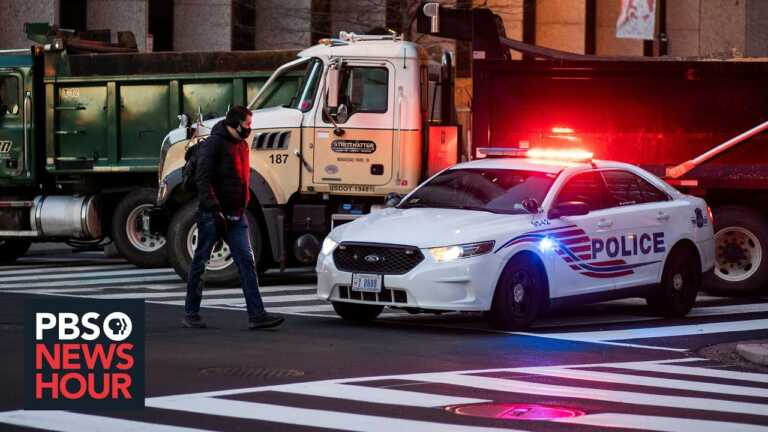 News Wrap: Thousands of DC police's intelligence and disciplinary reports leaked online
