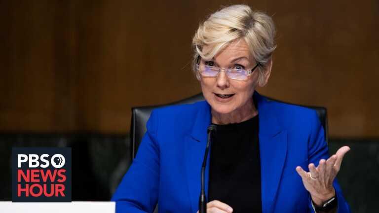 Energy Sec. Granholm: Focus on renewable energy will protect U.S. 'manufacturing backbone'
