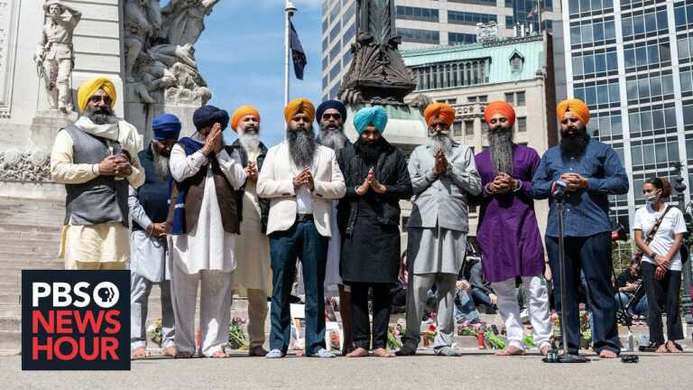 'Courageous vulnerability': Sikhs reflect on targeted attacks after FedEx shooting