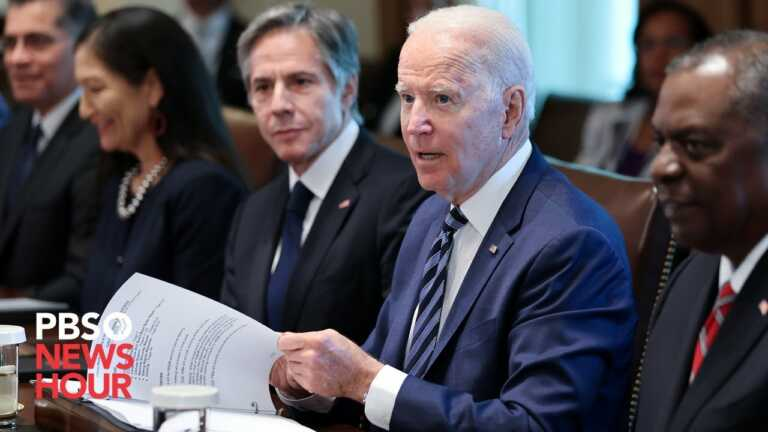 WATCH LIVE: Biden signs VOCA Fix to Sustain the Crime Victims Fund Act of 2021
