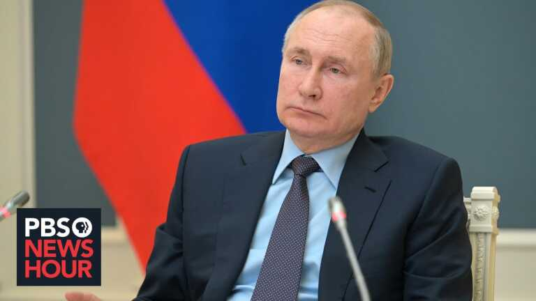 Here's what the latest U.S. sanctions against Russia mean for the historic adversaries