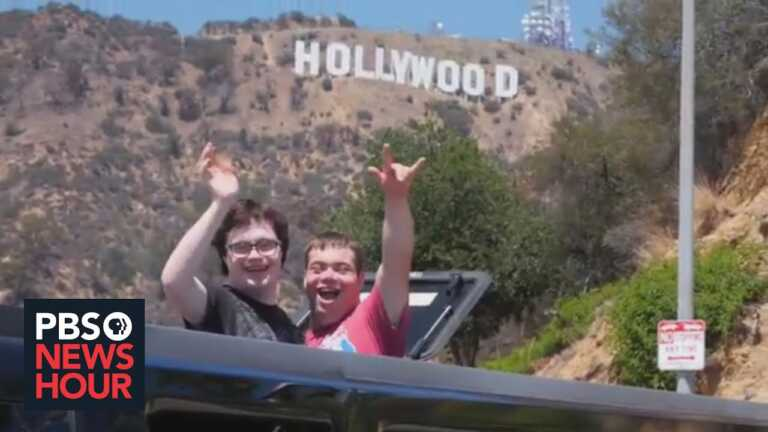 'Sam & Mattie Make a Zombie Movie' follows filmmakers with Down syndrome
