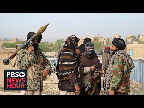 Taliban gains Afghan territory, may seek 'complete return to power' amid US withdrawal