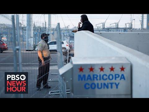 Republican Maricopa County official decries the 'big lie' behind third vote audit